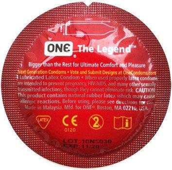 Legend Premium Lubricated Condoms Case 20