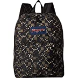 Jansport Superbreak Green Machine Digicube Backpack
