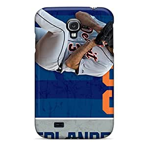 Cases Covers Detroit Tigers/ Fashionable Cases For Galaxy S4
