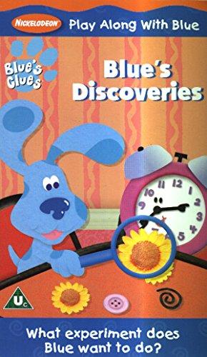 Blue's Clues [VHS]