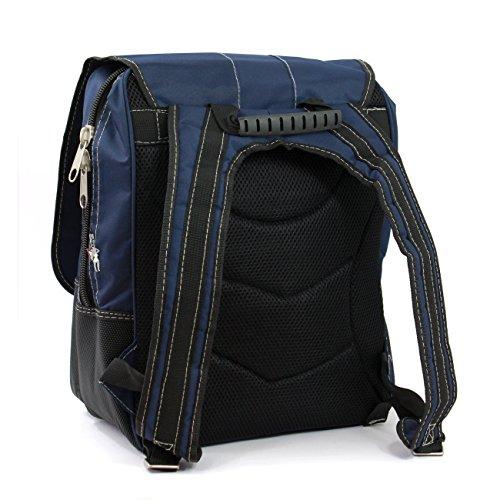Street Blue School Bag Scorpion Backpack PwxHd4F