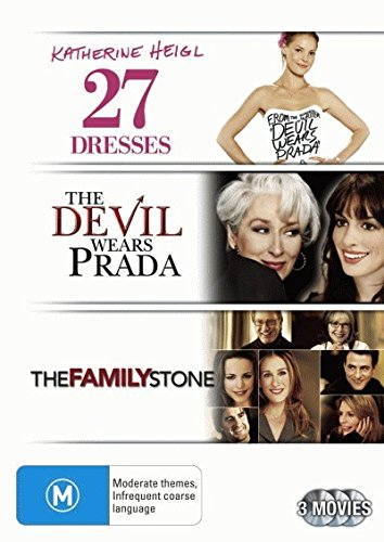 (27 Dresses / The Family Stone / The Devil Wears Prada | 3 Discs | NON-USA Format | PAL | Region 4 Import - Australia)