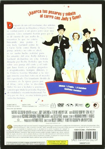 Amazon.com: Por Mi Y Por Mi Chica [1942] (Import Movie) (European Format - Zone 2): Movies & TV