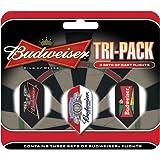 : Budweiser 3 Pack of Standard Flights
