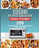 Cosori Air Fryer Toaster Oven Cookbook for