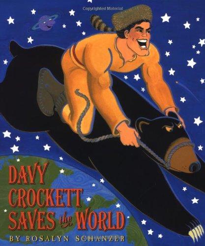 Download Davy Crockett Saves the World pdf