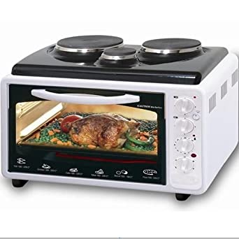 40 Liter Minikuche Kleinkuche Singlekuche Pizzaofen Backofen Mit