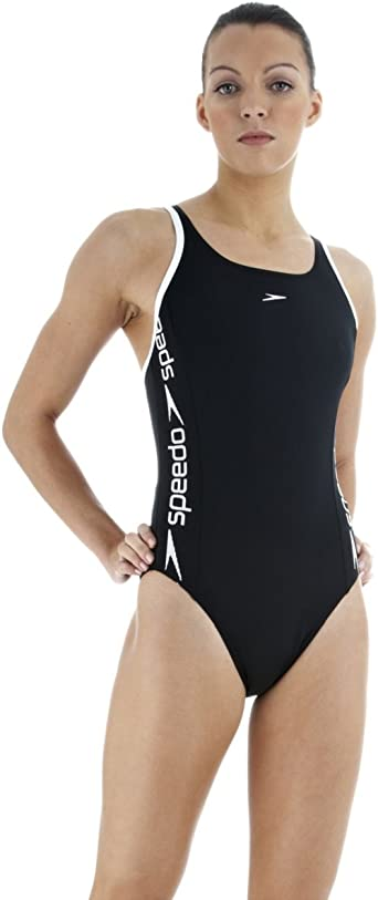 Speedo Women's Superiority Muscleback Swimming Costume