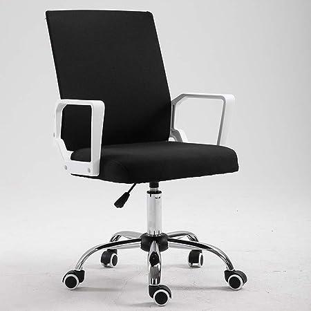 GWDJ Chaise d'ordinateur, chaise pivotante à usage