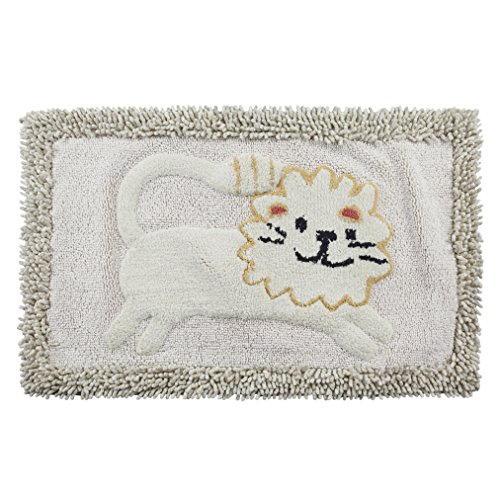 Creative Bath - Creative Bath Products Animal Crackers Bath Rug