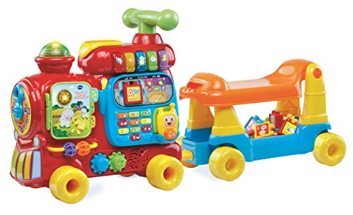 VTech Sit-to-Stand Ultimate Alphabet Train by VTech (Image #11)