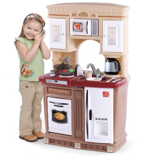 Step 2 kitchen playsets for kids best gifts top toys for Kitchen set for 1 year old