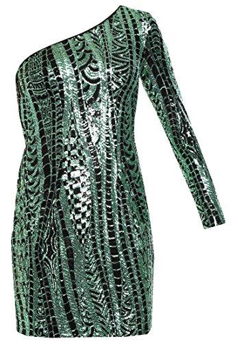 Topshop Damen Kleid Cocktailkleid Festliches Kleid Gr36 Grün ...