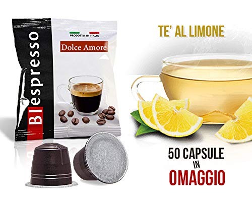 BIespresso - 200 Cápsulas compatibles con las cafeteras ...