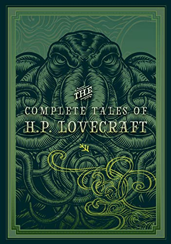 (The Complete Tales of HP Lovecraft (Knickerbocker Classics))