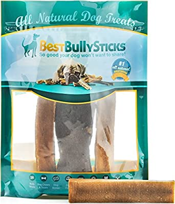 All-Natural Himalayan Yak Cheese Dog Chews (3 Pack) Made from Premium, All-Natural Yak Cheese for a Gluten-Free, Vitamin-Packed Treat to Support a Healthy Diet - Hand-Inspected and USDA/FDA Approved from Best Bully Sticks