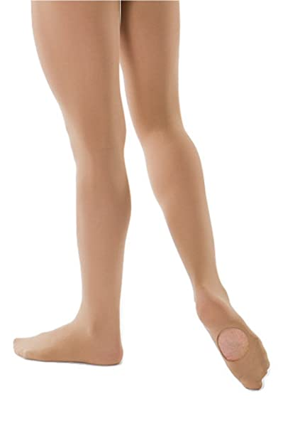 3a3308cf812a9 Amazon.com: Revolution Caramel Color Convertible Adult Dance Tights ...
