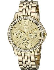 Relic Womens ZR15754 Layla Goldtone Watch