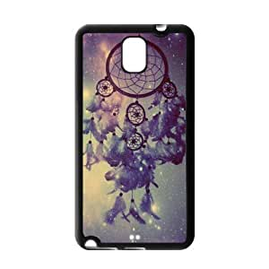 DreamCatcher Protective Gel Rubber Back Fits Cover Case for SamSung Galaxy Note 3