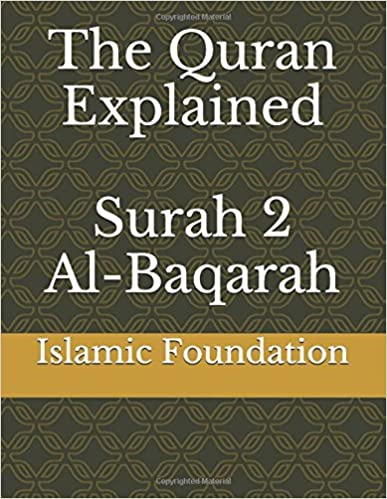Book The Quran Explained: Surah 2 Al-Baqarah
