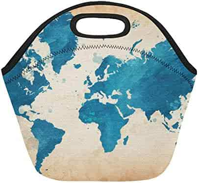 9dcbd136138a Shopping INTERESTPRINT - Learning - Lunch Bags - Backpacks & Lunch ...