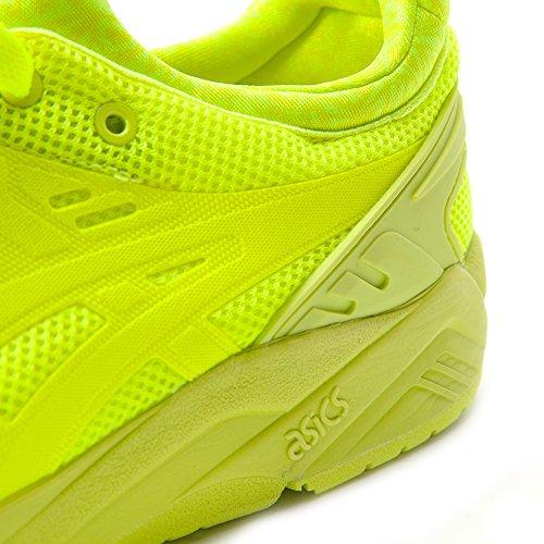 Asics Heren Gel Kayano Trainer Schoenen H51dq.0505 Kalk / Lime
