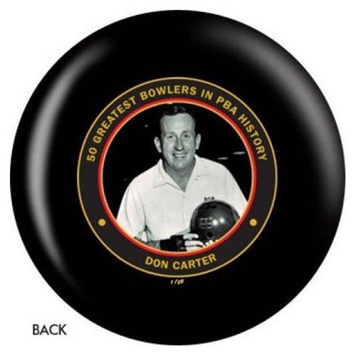 海外並行輸入正規品 PBA 50th 50th Anniversary Bowling 16lbs ball- Don Carter 16lbs Carter B007S0GGXU, 三朝町:12d6f90a --- arianechie.dominiotemporario.com