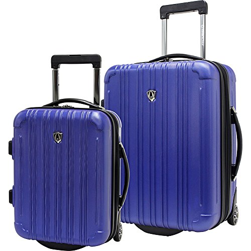 travelers-choice-new-luxembourg-2pc-carry-on-hardside-luggage-set-royal-blue