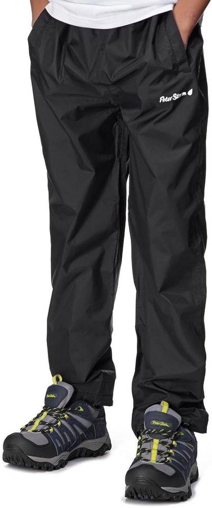 Peter Storm Kids Unisex Waterproof Over Trousers