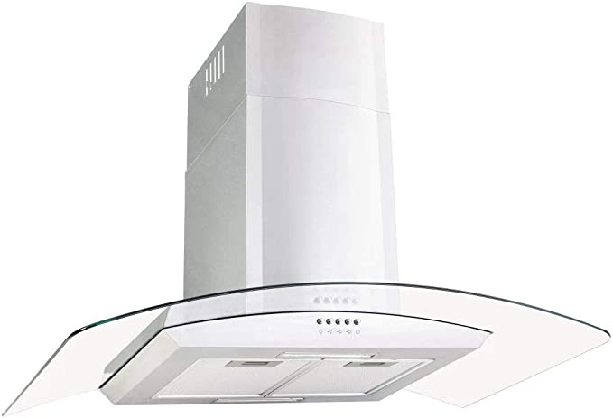 xinglieu campana de pared 90 cm Acero inoxidable 756 M3/h LED filtro campana extractora cocina campana: Amazon.es: Grandes electrodomésticos