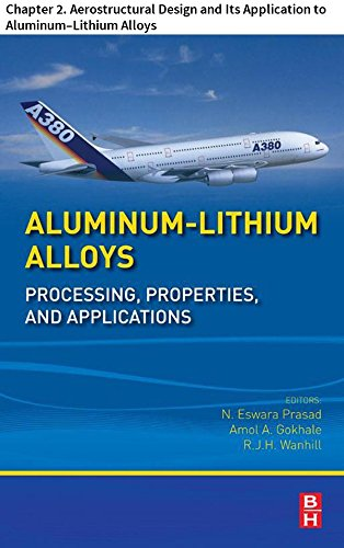 Aluminum-Lithium Alloys: Chapter 2. Aerostructural Design and Its Application to Aluminum-Lithium Alloys (Aluminum Alloy Castings Properties Processes And Applications)