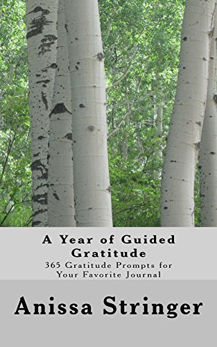 Download PDF A Year of Guided Gratitude - 365 Gratitude Prompts for Your Favorite Journal
