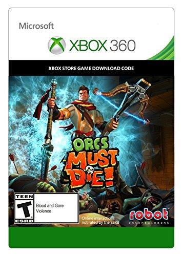 Orcs Must Die! - Xbox 360 Digital Code by Microsoft