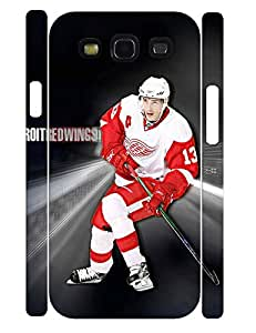 Individualized Hipster Athletic Men Sport Theme Slim Phone Aegis Skin Case for Samsung Galaxy S3 I9300