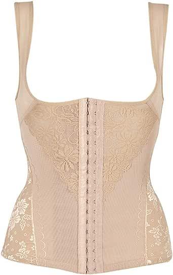 Women Bodysuits Shapewear Dress Cici Summer Tank Top Corset Slim Waist Trainer Vest Lingerie