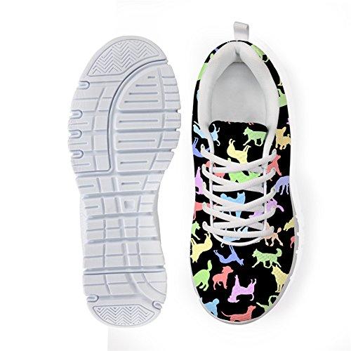 Zapatillas color 6 mujer para Showudesigns dqpPP