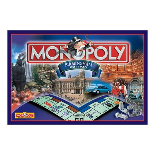 Monopoly - Birmingham Edition by ToyCentre