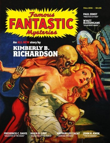 Famous Fantastic Mysteries: Fall 2016