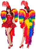 Parrot Playmate Costume - Small - Dress Size 4