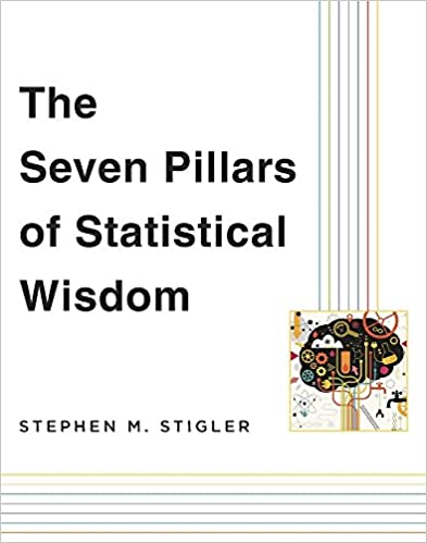Amazon Com The Seven Pillars Of Statistical Wisdom 9780674088917