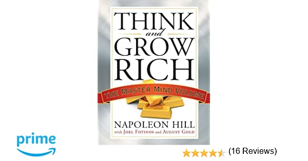 Think and Grow Rich: The Master Mind Volume (Tarcher Master Mind ...