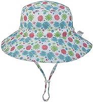 ESTAMICO Baby Boys Girls UPF 50+ Bucket Sun Hat Protection Wide Brim Toddler Beach Play Hat