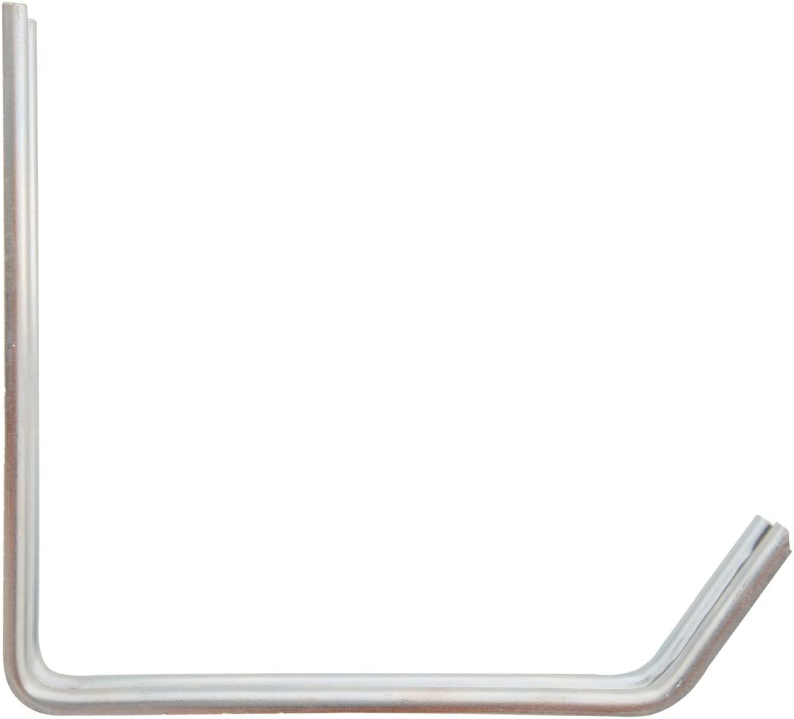 Hillman Hardware Essentials S Hook 1-7//8 Zinc Finish 20-Pack The Hillman Group 320252