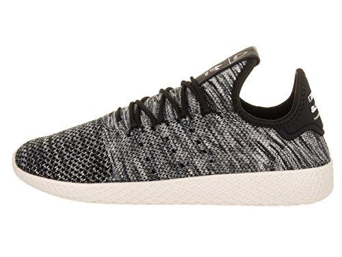 Adidas Hommes Pharrell Williams Tennis Hu Pk Originaux Chaussure De Tennis Noir / Blanc