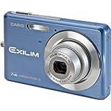 Casio Exilim EX-Z77 7.2MP Digital Camera with 3x Anti-Shake Optical Zoom (Blue)