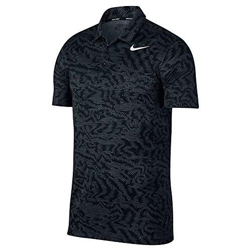 Nike Dry Fitジャカードゴルフポロ2017