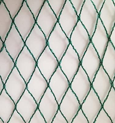 Green Woven Garden Bird Netting: 5m x 4m*