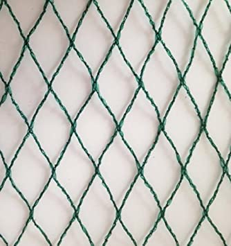 Nutley's 10m x 6m Woven Bird Netting - Green