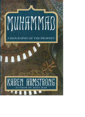 Cover of Muhammad: A Biography of the Prophet