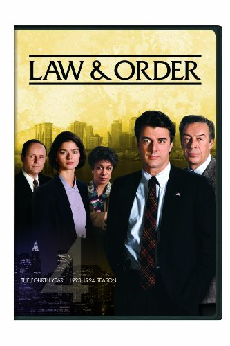 Law & Order: The Fourth Year (Order 4 Boxes)